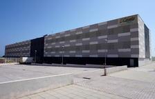 La residència d'avis de l'Ametlla de Mar, tancada des de l'acabament de les obres fa cinc anys.