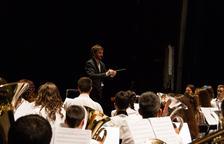 La Banda Unió Musical de Tarragona celebra el tradicional concert de Santa Cecília
