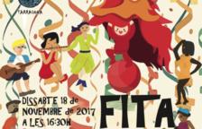 Cartell de la ii Festa Intercultural de Tarragona.