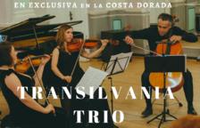 El trío Transilvania interpretará obras por trío de cuerdas de Enescu, Bethoven y Strauss.