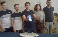 Creen una samarreta que regula la seva temperatura a través del mòbil