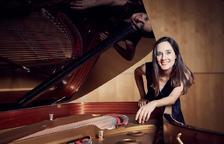 La pianista y directora artística del ciclo 'Vermusic', Maria Parra.