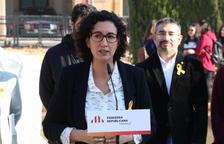 Pla mig de la secretària general d'ERC, Marta Rovira.