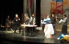 El Taller Baix Camp porta a escena 'El taller de la història' al Teatre Bartrina
