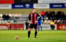 El Reus renova el capità Olmo fins al 2019 amb l'opció d'un any més