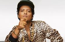 Bruno Mars actuará en el Estadio Olímpico en junio