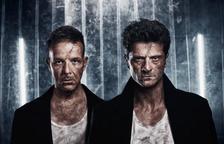 David Bustamante o la obra 'Frankenstein' con Àngel Llàcer como protagonista, en el Teatro Fortuny en 2018
