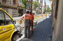 Reserven 140.000 euros per reformar voreres i eliminar barreres arquitectòniques