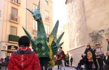 El 'Festivitas Bestiarum' presumeix de les bèsties catalanes a Reus