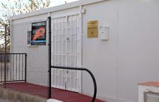 El consistori cedeix un barracó en un solar com a local de l'AV Montserrat