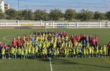 El Centre d'Esports Constantí presenta els seus equips de futbol davant l'afició