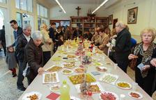 Cerca de 300 personas celebran la fiesta de la Madre de Dios de Loreto