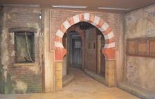 La apertura del Museu del Pessebre, suspendida por la situación política