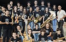 La Big Band más joven de Europa actúa en Vila-seca
