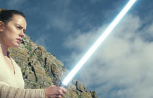 L'esperat vuitè episodi de la saga 'Star Wars: Els últims Jedi' irromp als cinemes en català