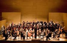 El concierto irá a cargo de la Coral Nova Unió, bajo la dirección de David Molina, y la Orquesrta Händel, dirigida por Rafael Fabregat.