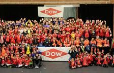 El 'Torneig de Nadal DOW' celebra la seva XXI edició