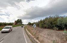 Mor un veí de Tarragona de 45 anys en un accident de moto a Constantí