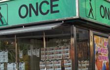 El Sueldazo del ONCE reparte 20.000 euros a Segur de Calafell