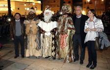 Los Reyes Magos llegan a Tarragona