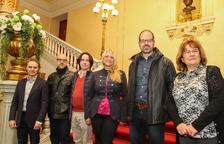 Los diferentes encargados de los actos de clausura los presentaron, el martes, en el Teatro Fortuny.