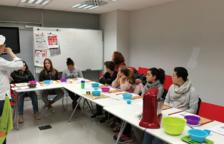Imagen de uno de los talleres organizados por el NDL x Joves.
