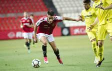 Pol Valentín: «No regalarem la pilota al Barça B»