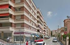 Imatge del carrer Florenci Vives, un dels que renovarà el clavegueram.