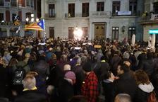 La convocatoria de la ANC se ha extendido a otras poblaciones. En imagen, la plaza Mercadal de Reus.