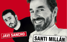 Santi Millán i Javi Sancho porten l'espectacle 'Estamos mejor que nunca' a Constantí