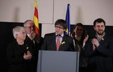 El Suprem confirma la declaració de «rebel·lia» contra Puigdemont, Ponsatí, Puig, Serret i Comín