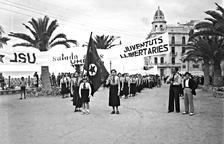 El llibre i l'exposició 'Revolució i Guerra Civil a Tarragona, imatges d'Hermenegils Vallvé' es presenten divendres