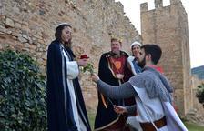La Semana Medieval ya tiene el Sant Jordi y la Princesa