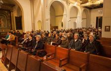 El santuari de MIsericòrdia va acollir una missa commemorativa de l'aniversari.