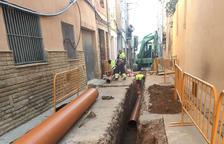 Comencen les obres de renovació i millora del carrer Pallaresos de Constantí