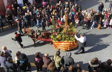 Calafell celebrará los Tres Tombs este domingo 28 de enero