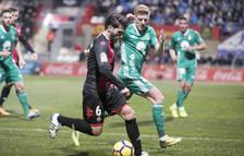 El Oviedo acaba atropellando el Reus (3-0)