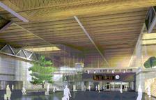 La 'Taula de l'Aeroport' hace frente común para exigir la estación intermodal