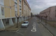 Un cotxe s'incendia a Constantí