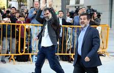 El Suprem condemna a nou anys els «Jordis» perquè van instar a impedir per la força l'actuació judicial