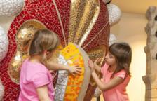 'Observem, escoltem i toquem en família al Gaudí Centre!', aquest diumenge 11 de febrer