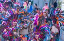 El Carnaval de la Canonja treu al carrer més de tres mil persones