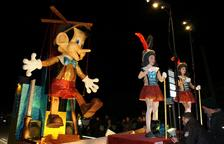 La carrossa de Somnis de Disbauxa guanya el concurs del Carnaval Xurigué en categoria local