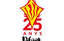 La Víbria de Tarragona presenta la imagen de su 25º aniversario