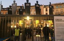 Vilanova organiza un fin de semana de actos en apoyo a los políticos encarcelados