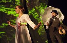 El Auditorio Josep Carreras acogerá un espectáculo familiar con títeres el próximo domingo