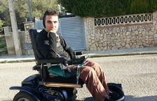 Un joven de Calafell pide una residencia para grandes discapacidades