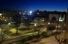 L'Ajuntament inverteix 5.000 euros en reforçar la il·luminació al Parc Riu Clar