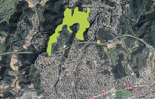 Alumnes de Calafell convertiran un centenar d'hectàrees en parc