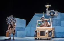 El espectáculo 'Safari' llega al Teatre Àngel Guimerà